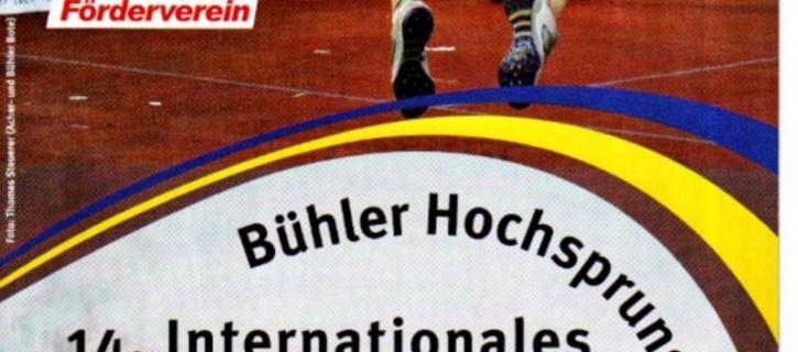 14. Bühler Hochsprungmeeting 2010