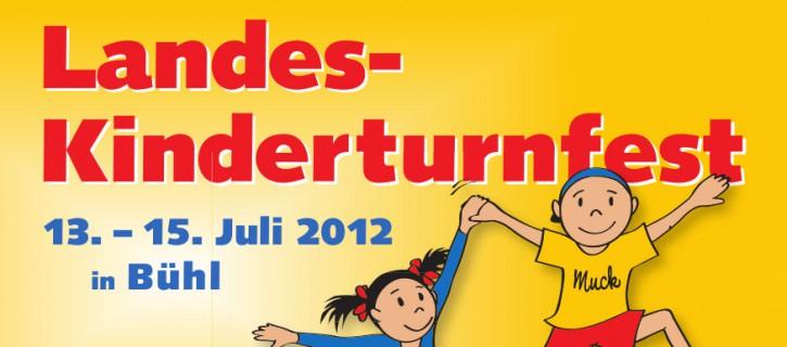 Landeskinderturnfest 2012