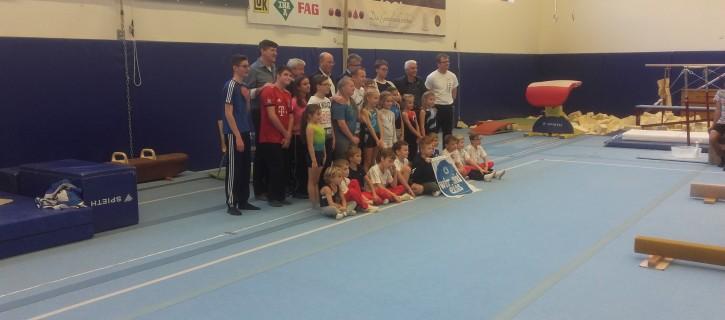 Olympiasieger in Bühl