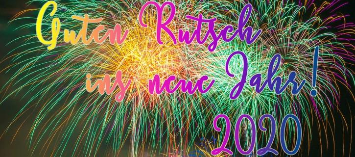 Das Neue Jahr kann kommen